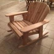 JUNIOR ROCKER CHAIR