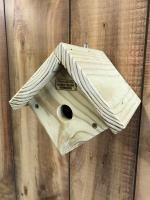 Click to enlarge image Wren Bird House -